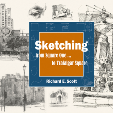 Learn to sketch – Sketching from Square One to Trafalgar Square – Book Review