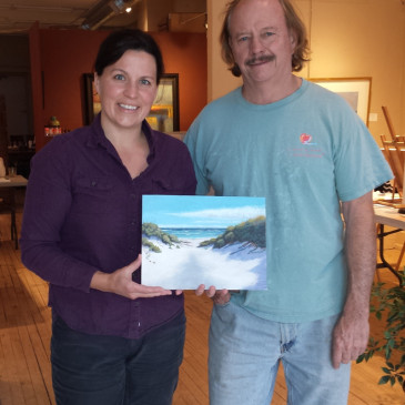 Egg Tempera Workshop with Brian Keller