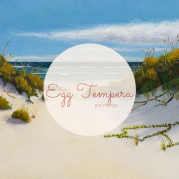 Egg Tempera Paintings