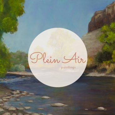 Plein Air Painting Portfolio