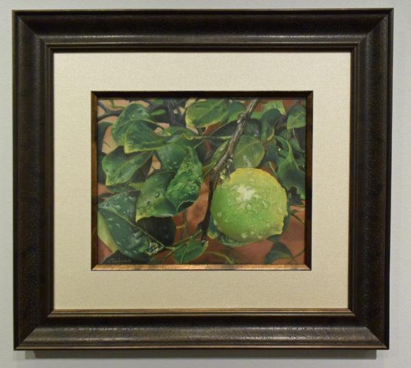 Montecatini Lemon, Margaret Zimbrick, 11x14 $1500 - Honorable Mention