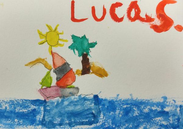 Lucas, Age 7