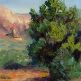 Road Trip Part Two: Plein Air Painting in Sedona