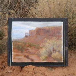 Plein Air Painting Road Trip Through Red Rock Country