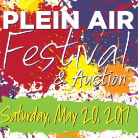 Governor's Art Show Plein Air Art Festival