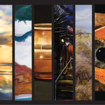 Expressions Art Show – Opening July 26th